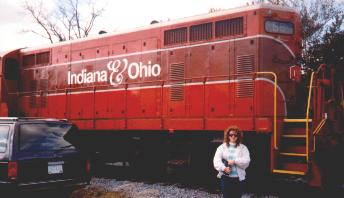 Indiana & Ohio Railroad