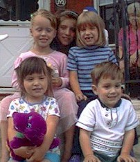 Grandchildren June 17, 1999