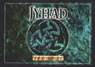 Jyhad Green Card Back