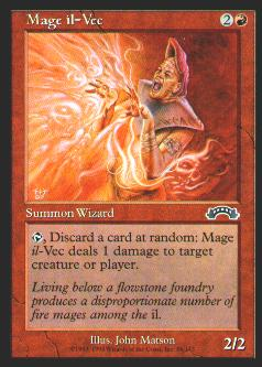 Magic Card, Magic Il-Vec